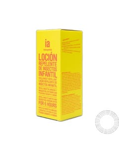 IA REPELENTE INSECTOS INFANTIL 100ML