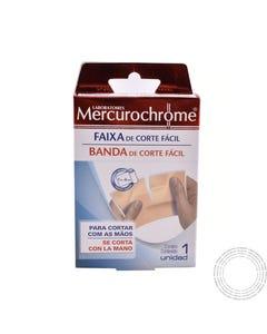 Mercurochrome Banda Corte Fácil 6CMX1M