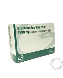 Glucosamina Generis 1,5g 60 Saquetas