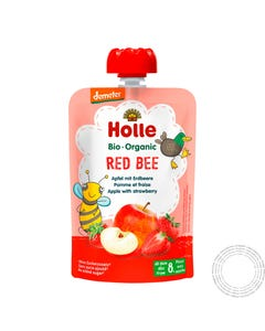 Holle Bio Saqueta Red Bee +8m 100G