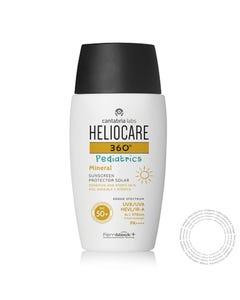 Heliocare 360 PediatricsMineral Spf50+ 50ml