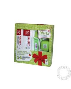 Halibut Creme Muda Fralda Duo 2x150ml C/ Oferta Fita+Porta Chupeta