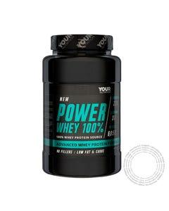 YOUR NUTRITION POWER WHEY 100% MORANGO 300G