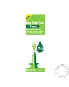 Neo-Sinefrina Rapid 20 ml