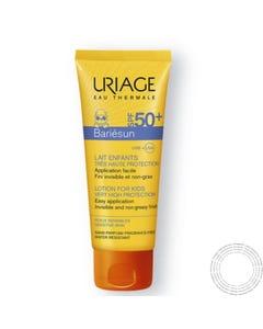 Uriage Bariesun SPF50+ Leite Solar Infantil 100ml