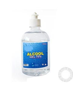 Desinfectante de mãos álcool 70% 250ML