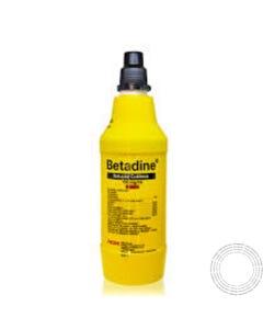 Betadine (100 mg/ml) 125 ml Solução Cutânea