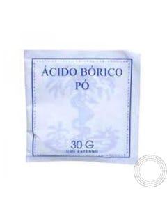 Ácido Bórico Dimor 30 g  Pó
