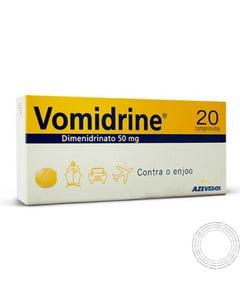 Vomidrine (50 mg) 20 Comprimidos