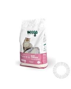 Weego Areia Gato Baby Powder 5L