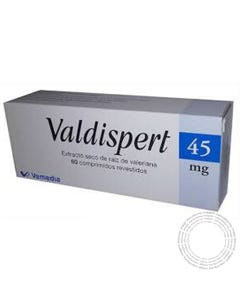 Valdispert (45mg) 60 comprimidos
