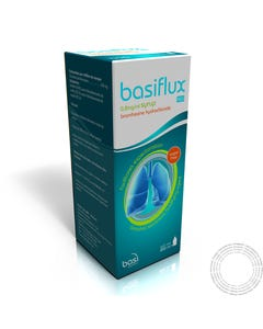 Basiflux (0.8 mg/ml) 200 ml Xarope