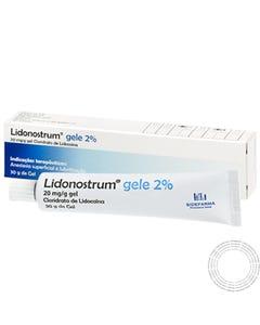 Lidonostrum (20 mg/ml) 30 g Gel Bucal