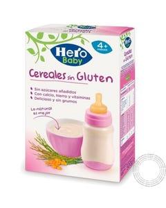 Hero Baby Papa Cereais sem gluten gc 500g