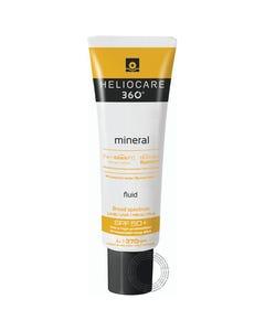 Heliocare 360 Fluido Mineral  SPF 50+ 50ml