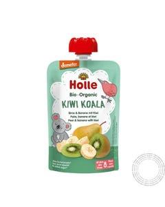 Holle Bio Saqueta Kiwi Koala +8m 100G