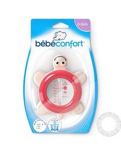 Bebe Confort Termometro Banho Tartaruga Rosa