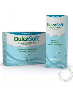 Dulcosoft 20 saquetas