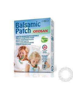 Otosan Emplastros Balsamicos Aromaterapia 7 Uni