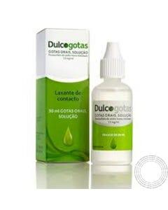 DulcoGotas (7.5mg/ml) 30 ml Gotas Orais