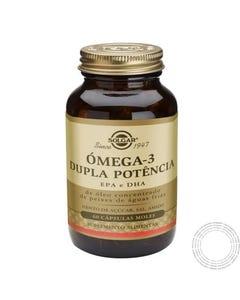 Solgar Omega 3 Dupla Potencia 60 Caps