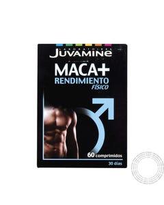 Juvamine Maçã + Rendimento físico 60 Comprimidos