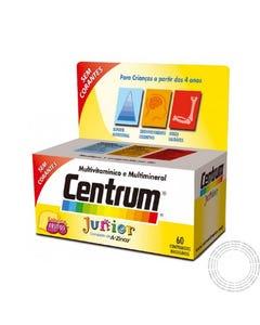 Centrum Júnior 60 Comprimidos Mastigáveis