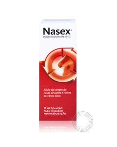 Nasex (0.5mg/ml) 15 mL Solução para Inalação por Nebulização