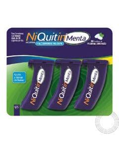 Nicorette (4 mg) 3 x 20 gomas