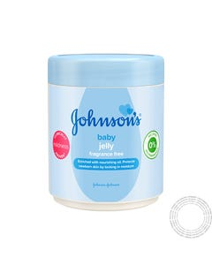 Johnson Baby Jelly S/ Perfume 100Ml