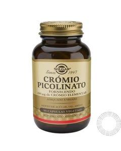 Solgar Picolinato Cromio 200 Mcg 90 Caps