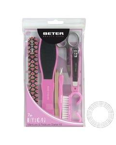 Beter Kit Iniciação Manicure & Pedicure