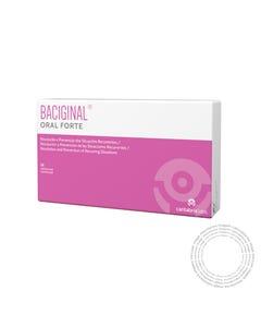 Baciginal Oral Forte 14 Capsulas