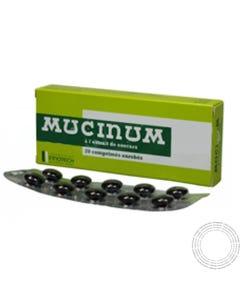 Mucinum 50 Comprimidos