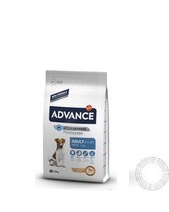 Ração Advance Cão Mini Adulto Frango e Arroz 7,5KG
