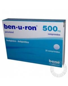 Ben-U-Ron (500mg) 20 Comprimidos