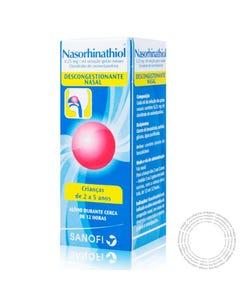 Nasorhinathiol (0.25mg/ml) 15 ml Gotas Nasais