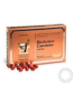 Bioactivo Caroteno 60 Capsulas