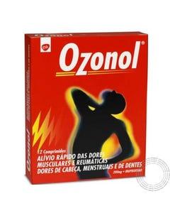 Ozonol (200 mg) 12 comprimidos