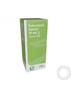 Cetoconazol Generis 20mg/g Champô 120ml