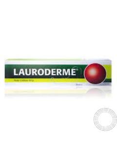 Lauroderme (100 mg/ml + 31.59 mg/ml + 5.26 mg/ml) 150 ml Líquido Cutâneo