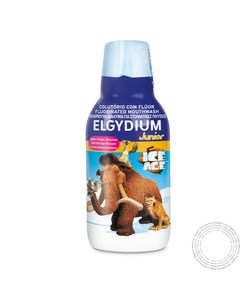 Elgydium Colut Junior Ice Age Fluor 500Ml