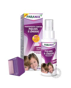 Paranix Champô de Tratamento200 ml + Pente