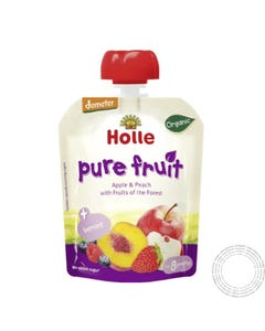 Holle Bio Saqueta Berry Puppy +8m 100G