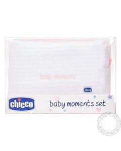 Chicco Bolsa Baby Moments Rosa