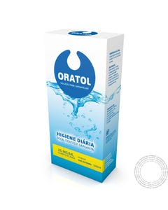 Oratol (25mg/ml) 100 ml Solução para Gargarejar