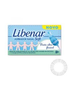 Libenar Aspir Nasal Soft + 5 Recargas