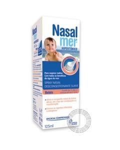Nasalmer Spray Nasal Hipertónico Bebé 125 ml