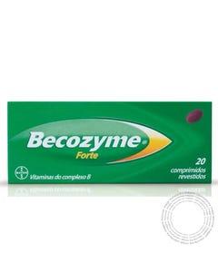 Becozyme Forte 20 Comprimidos