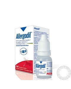 Allergodil 0,015mg/Gota Colírio 6ml